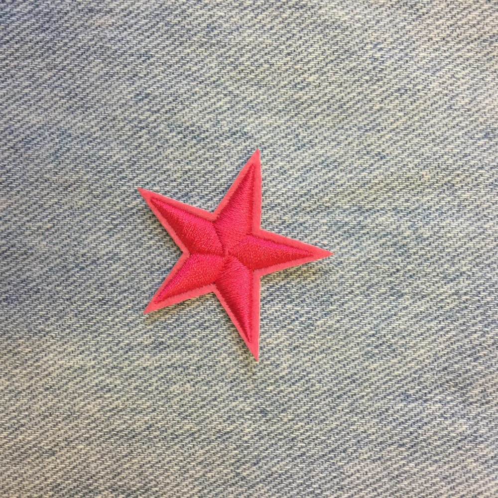 MINI PINK STAR