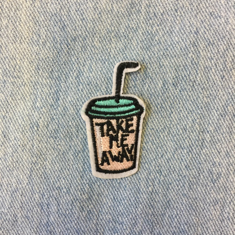 TAKE ME AWAY CUP