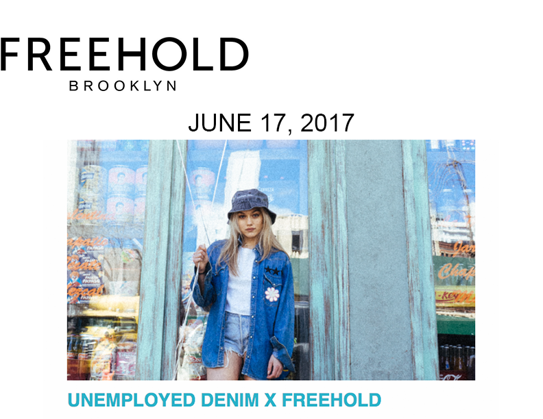 Pop up at freehold brooklyn