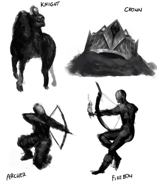 More concept sketches!