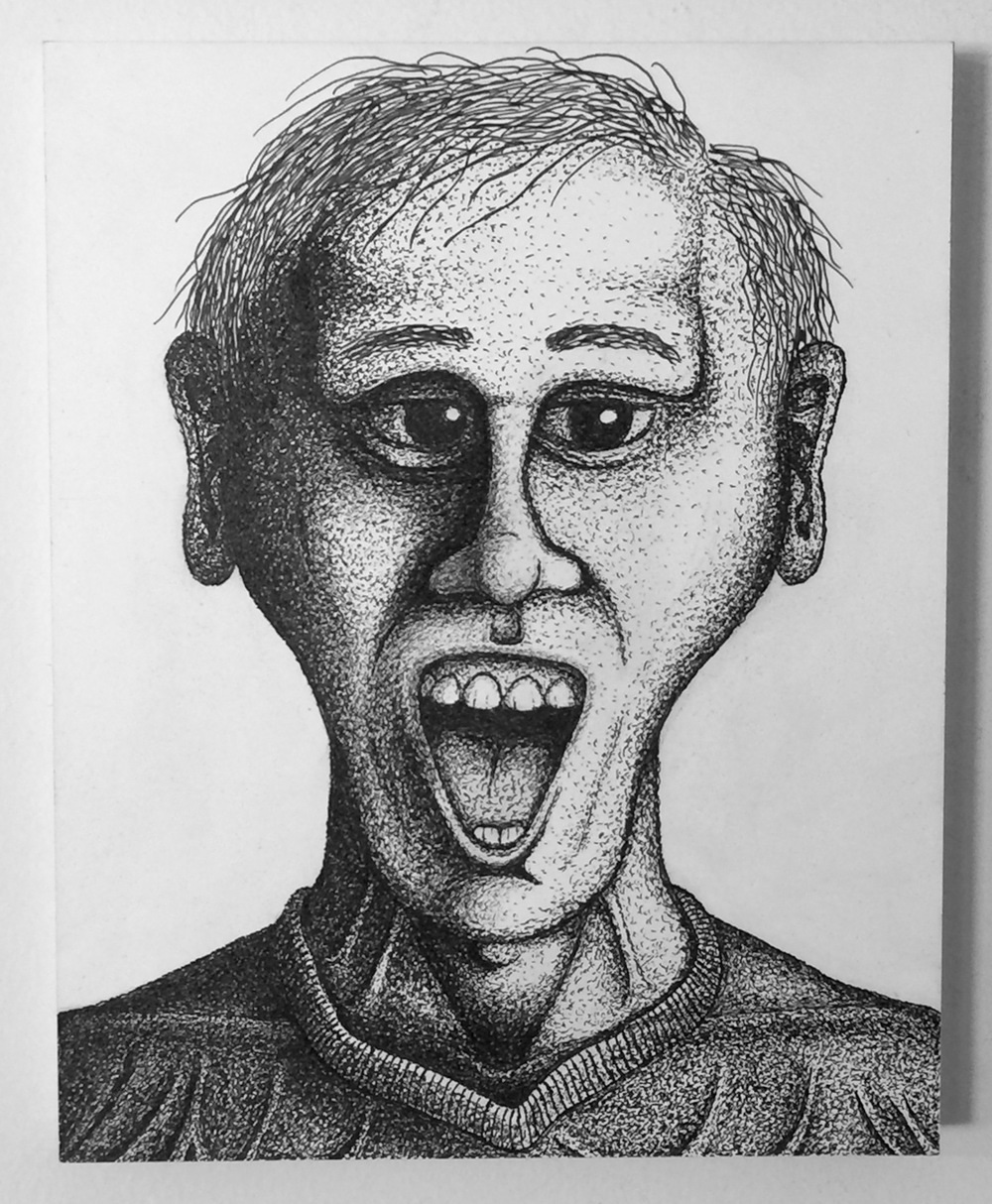 Untitled (Open Mouth)