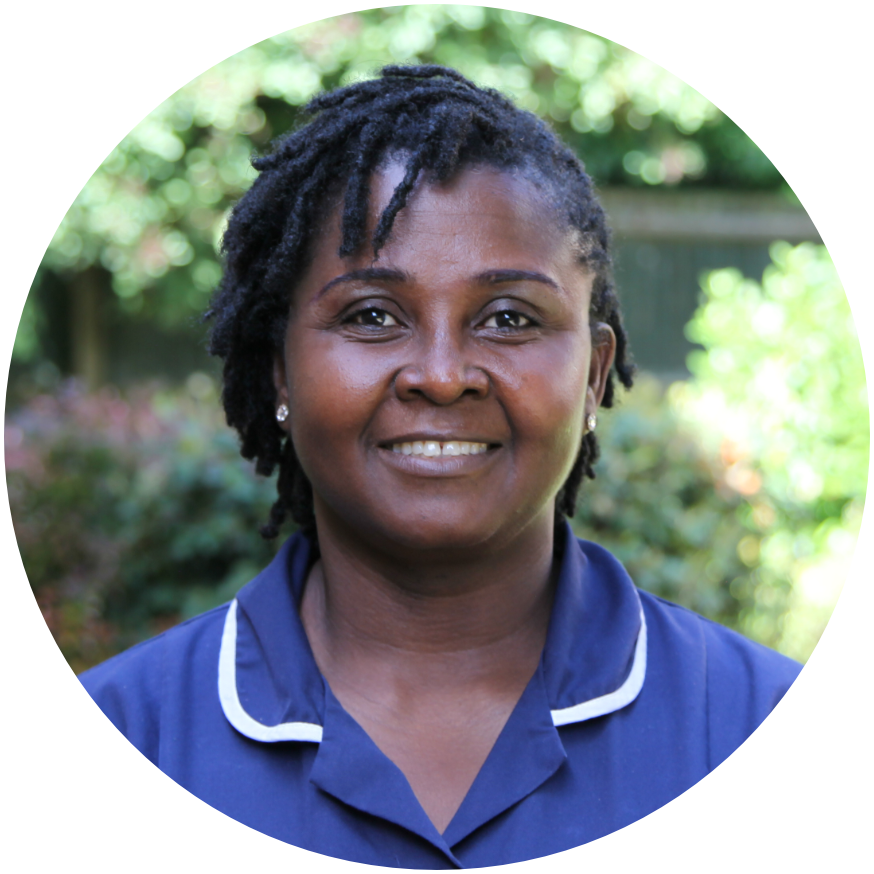 Eva Lartey -  Senior Nurse