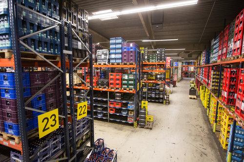 Göttsche Fotos — Göttsche Getränke - Getränkefachgroßhändler in Hamburg