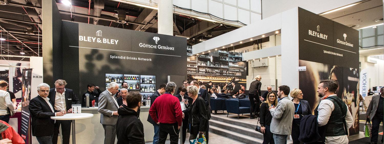 Internorga 2018 — Göttsche Getränke - Getränkefachgroßhändler in Hamburg