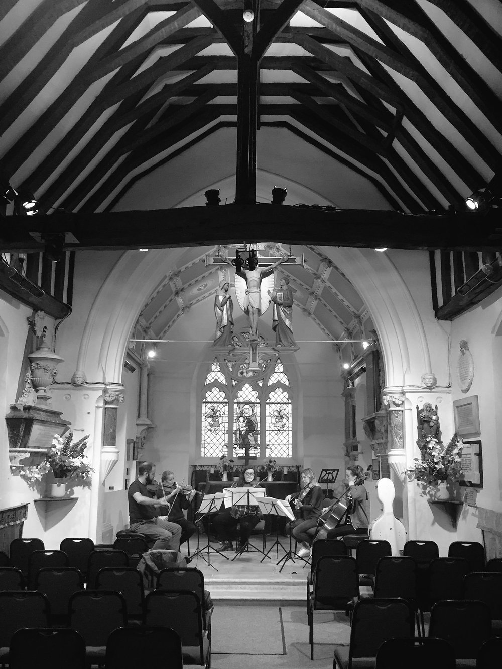 Barbican Chamber Ensemble at St Mary's Perivale