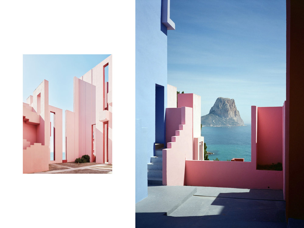 Photo Credit: Ricardo Bofill
