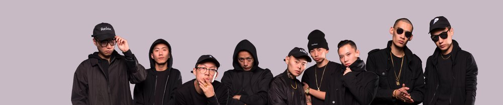 Chengdu Rap House Members (Credits: CRH)