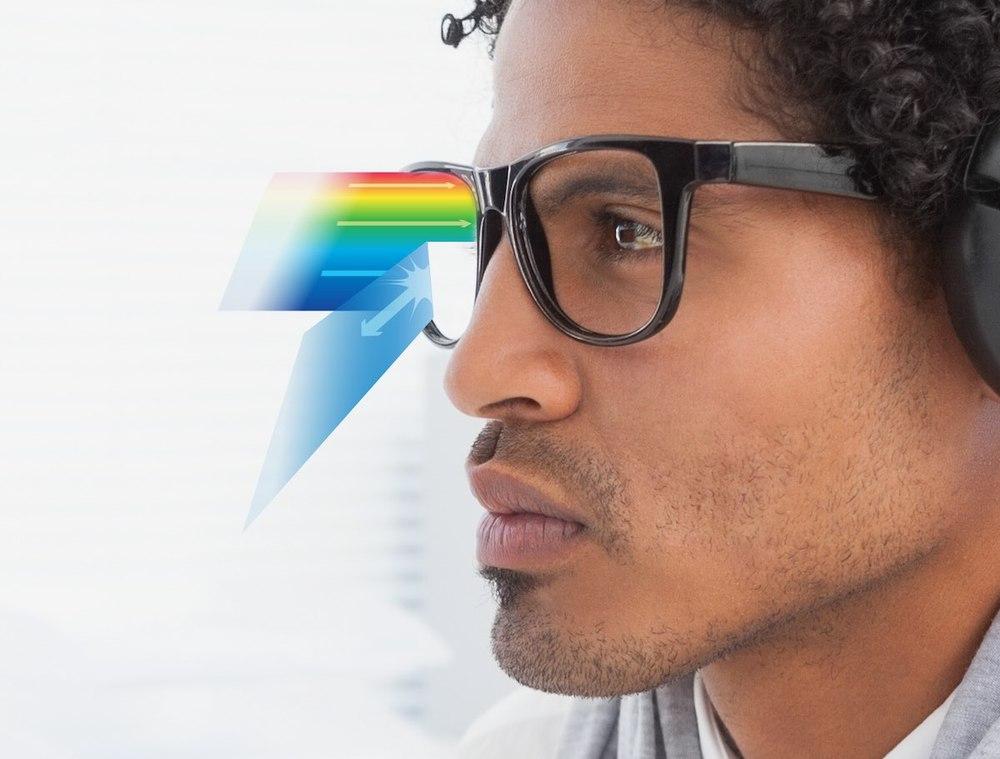 82014c6f6c Luego del uso de la tecnología de los lentes Blue RX, sus usuarios no  presentaron síntomas de tensión ni estrés visual. No más ojos secos.