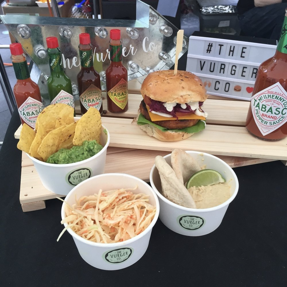 AUBURGERPop up May 2017 - Read all about our one day pop up collaboration with Tabasco Brand!