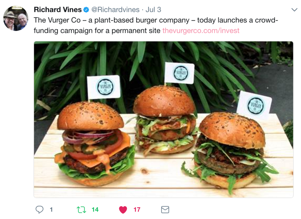 Richard Vines Chief Food Critic at Bloomberg -
