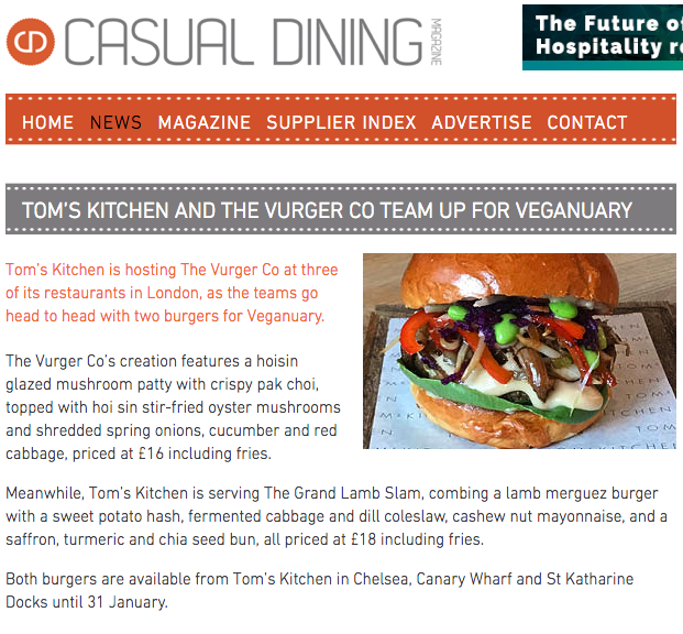 Casual Dining Mag - Casual Dining mag