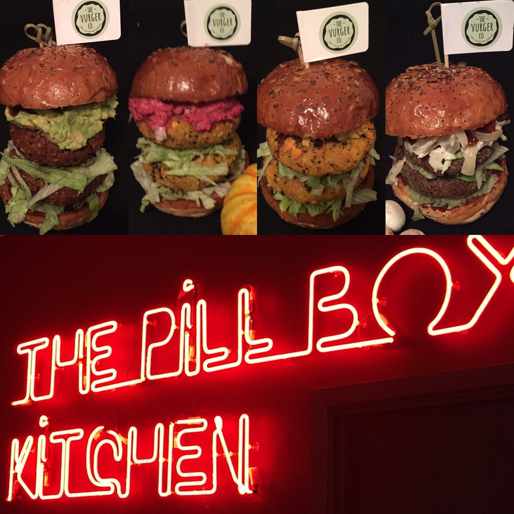Pill Box Kitchen Pop Up  October 2016