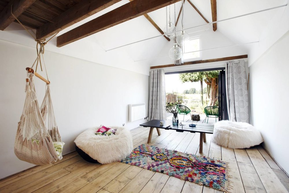 TRAVEL EDIT: THE 8 COOLEST UK AIRBNB GETAWAYS FOR UNDER £100 A NIGHT - 09/18