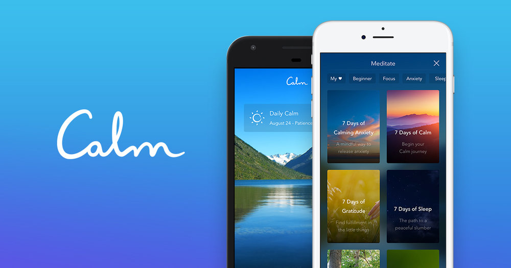 REVIEW: 6 OF THE BEST MINDFULNESS AND MEDITATION APPS -