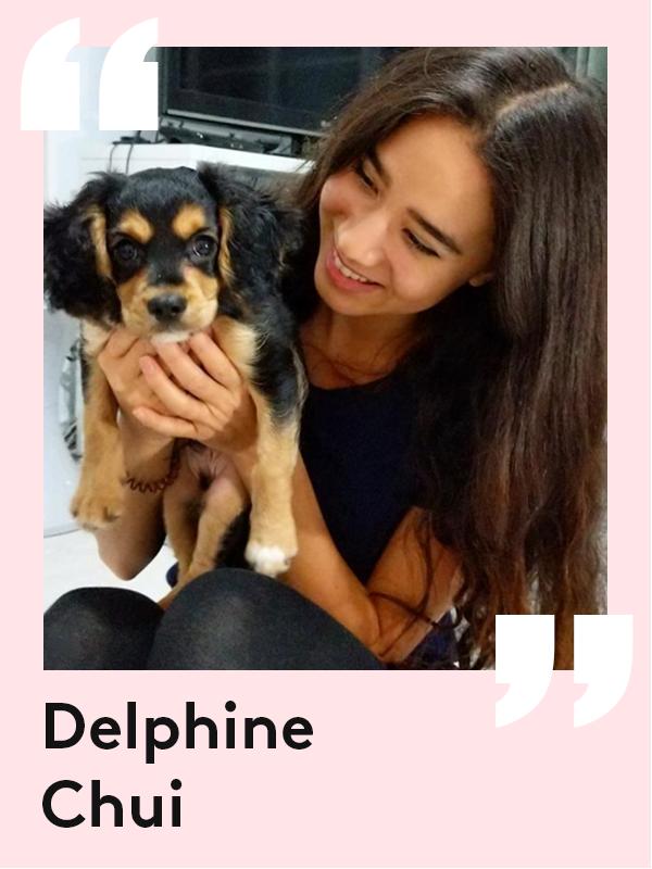@DELPHINECHUI -
