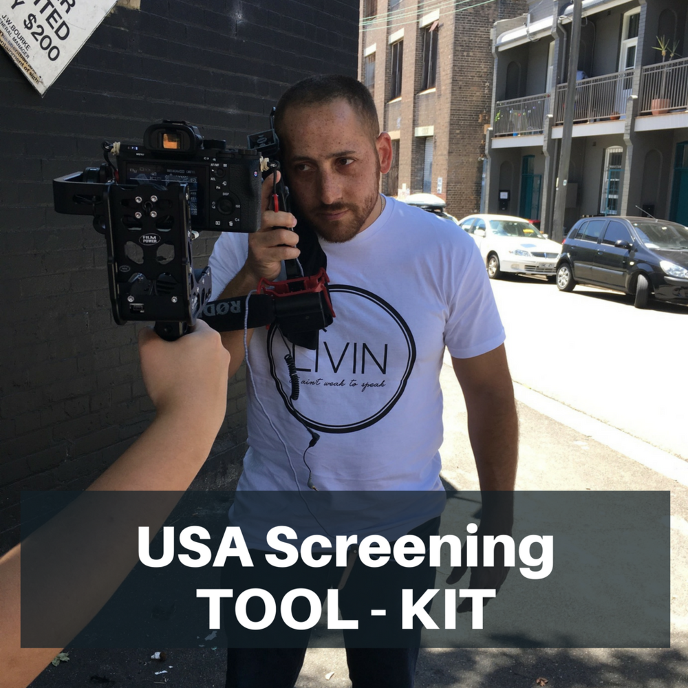 USA Screening 'How To