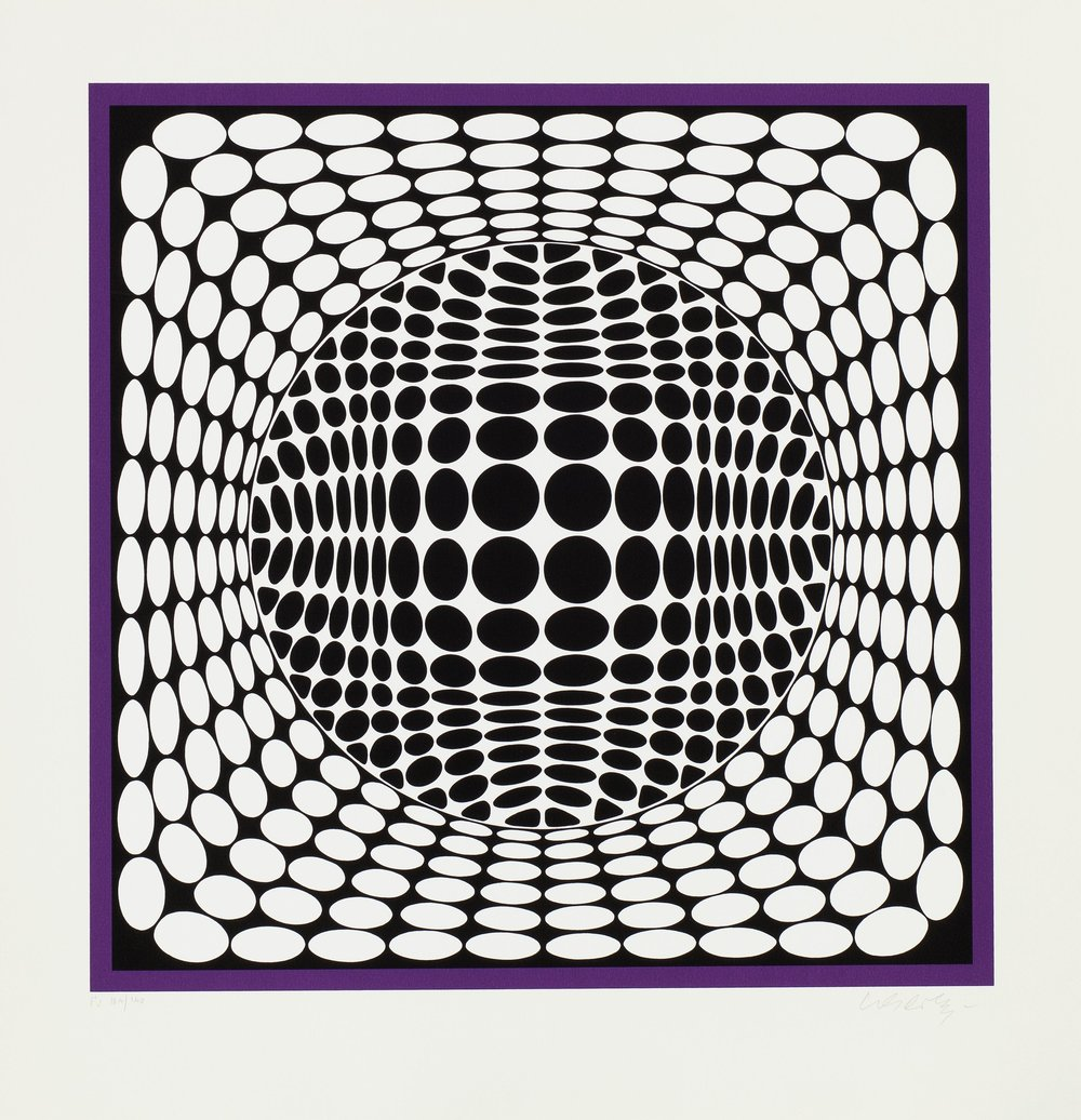 Vasarely, Victor - Ter Ur