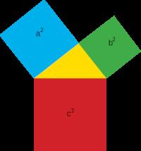 my pergola used the pythagorean theorem