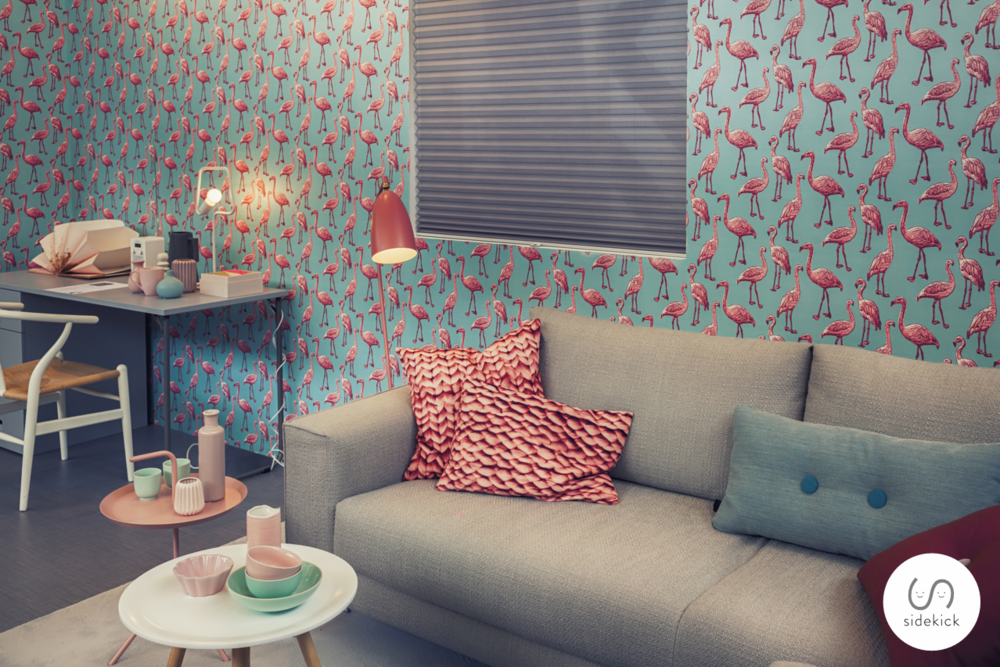 Wallpaper trends for 2017 and 2018 sidekick for Home wallpaper trends