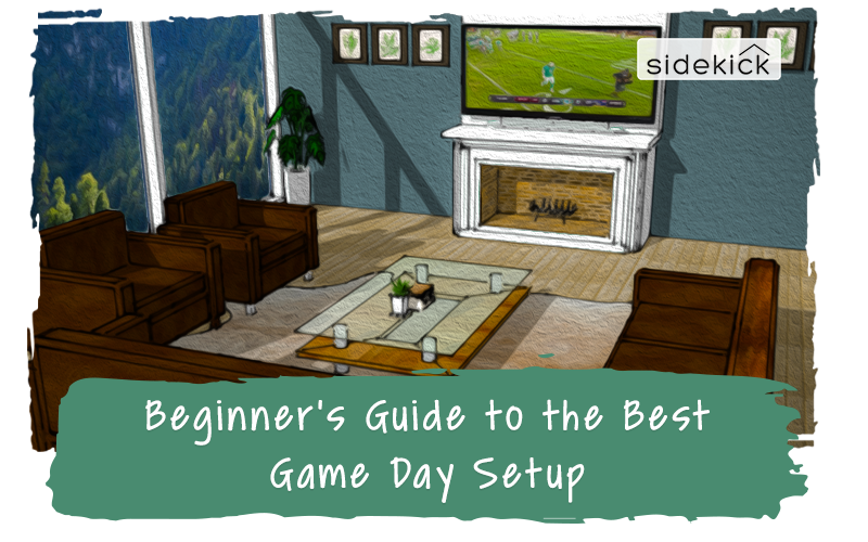 beginner's guide to the best game day setup