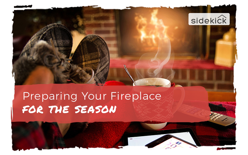 Preparing Your Fireplace for the Season