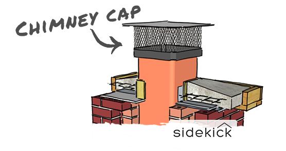 Chimney Cap Check