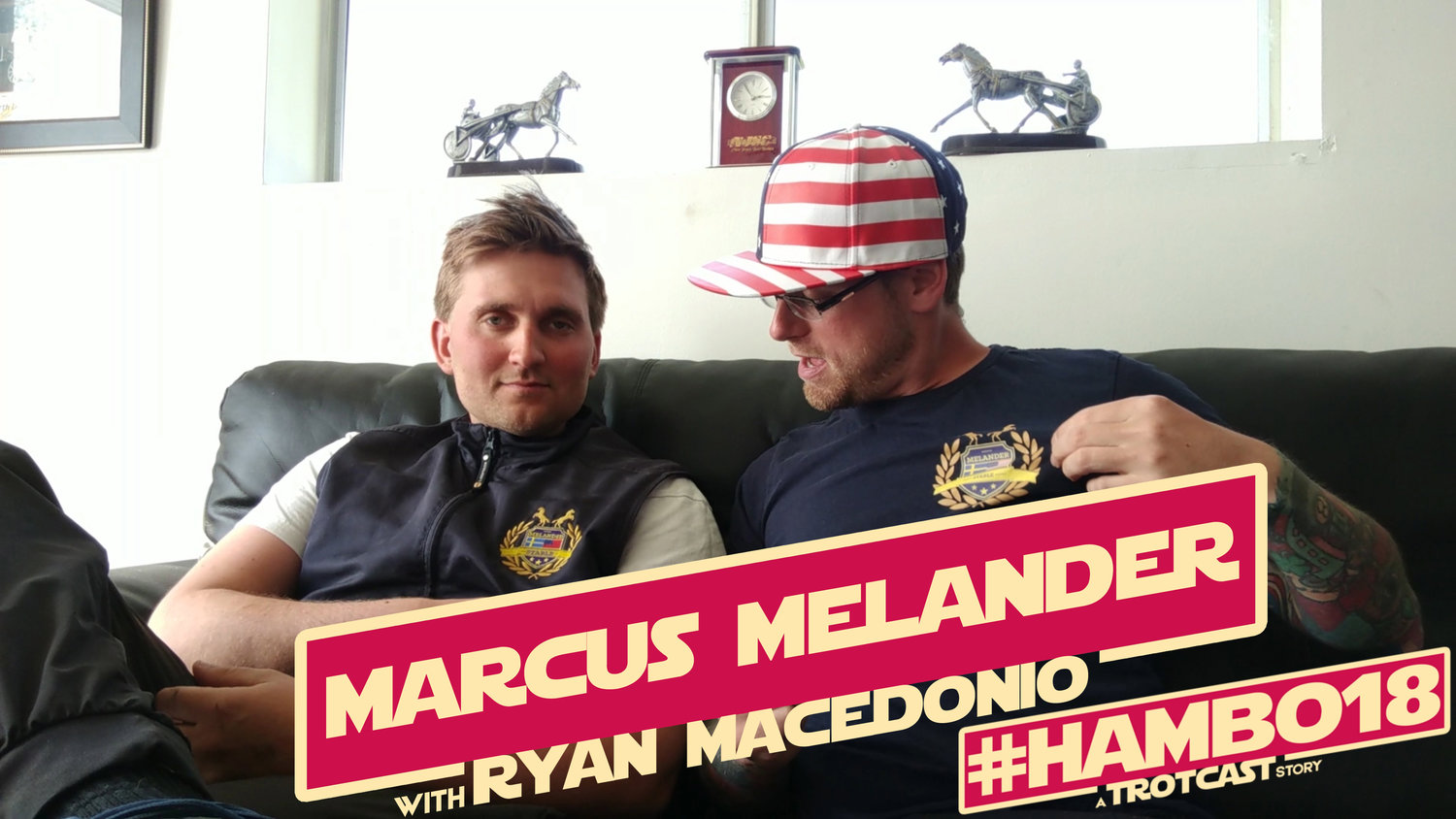 2017 Was A Breakout Year For Trainer Marcus Melander His Top 3 Olds Were Long Tom And Enterprise Who Battling Honors All