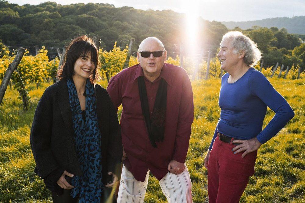 Margarethe Deppe, Karl Ratzer, Peter Herbert    Foto: Ronnie Niedermeyer