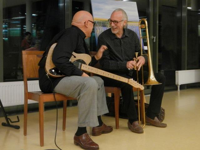 Karl Ratzer & Ed Neumeister