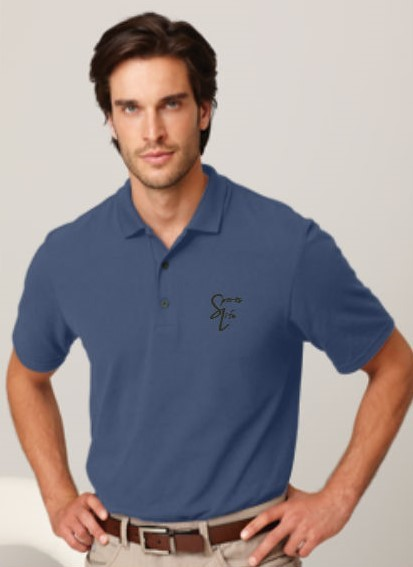 Item: SL-logo-polo-Mens Retail Customer Price:$29 ea Free Member Price: $16 each 10% Discount for Standard Members - $15 each 20% Discount for Professional Members - $14 each
