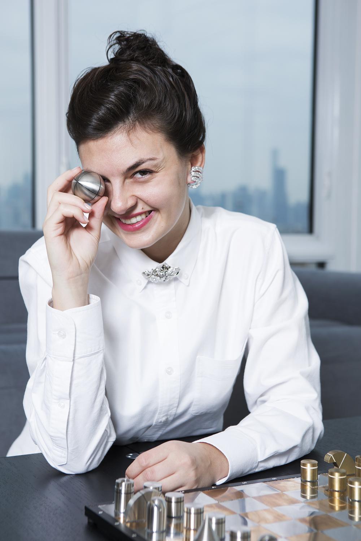 Anastasia Mihailov, NYC 2016