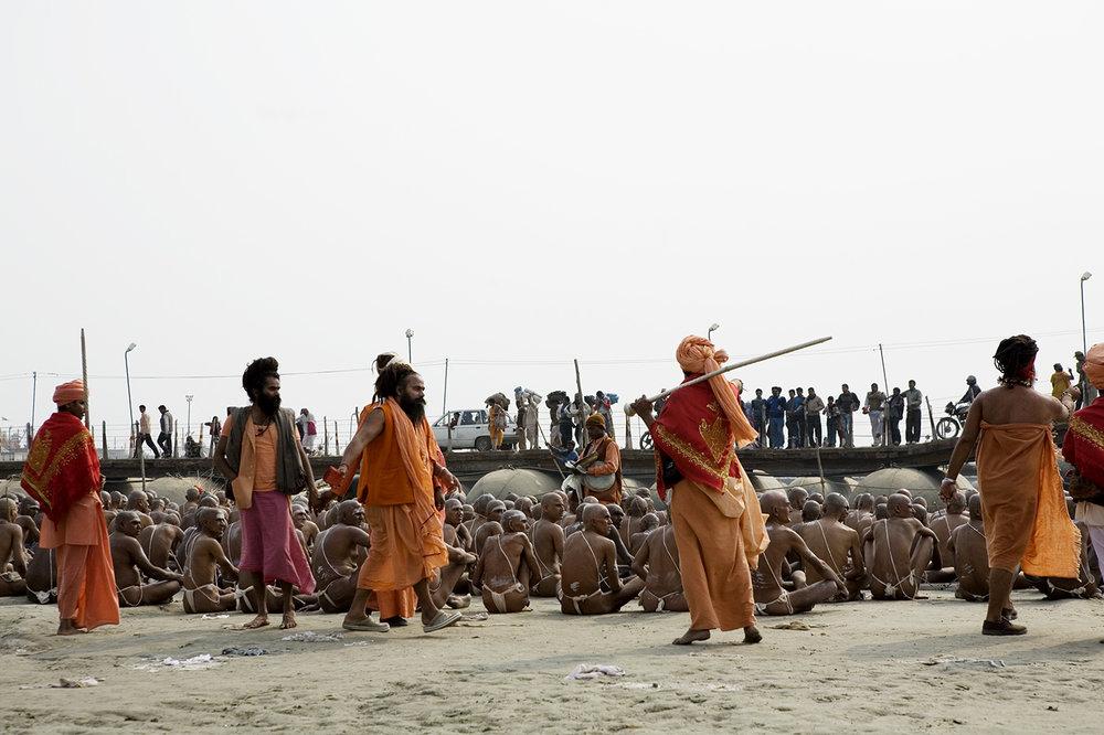 Kumbha Mela, Allahabad India 2013