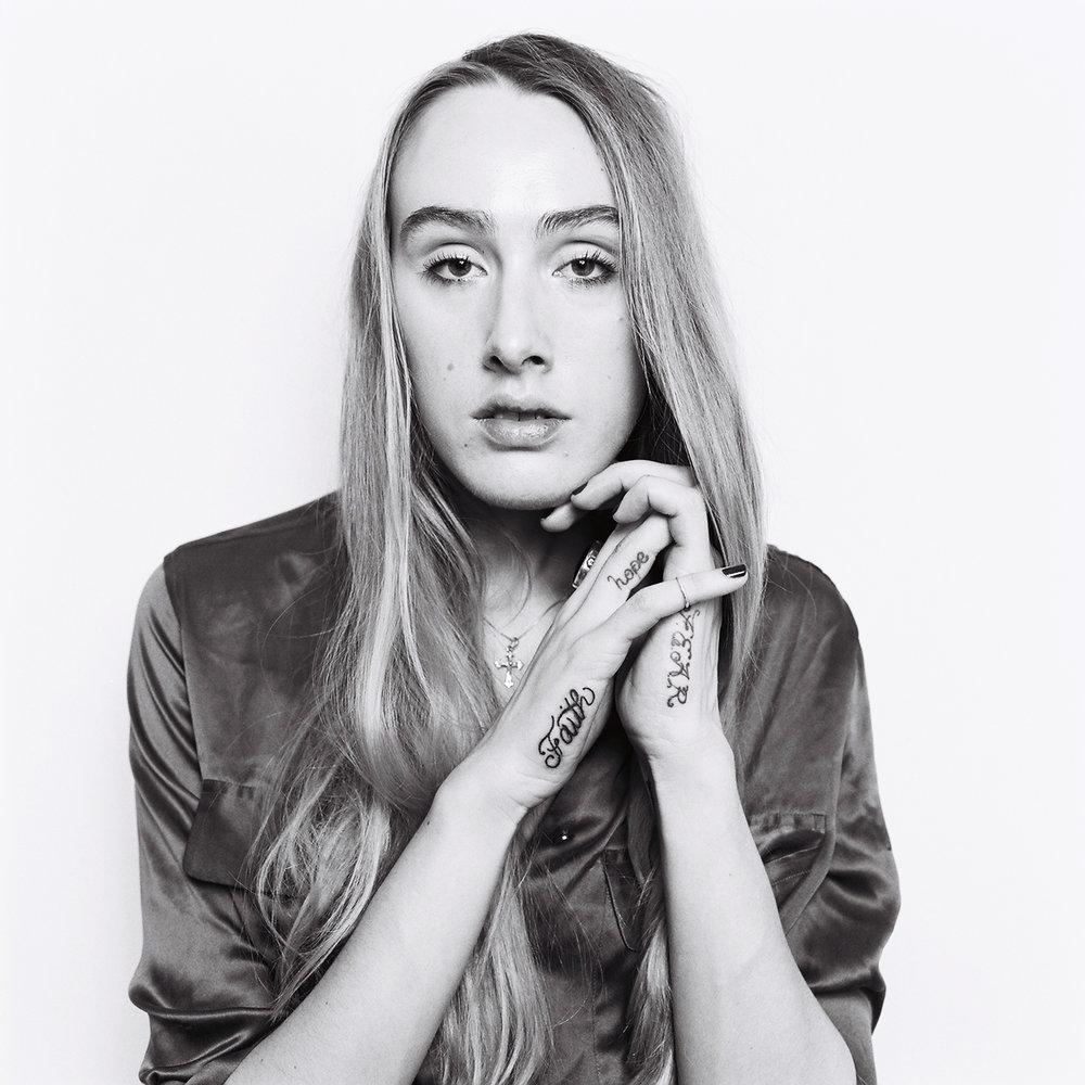 Siobhan Lyons, Stylist London, shot in NYC 2015