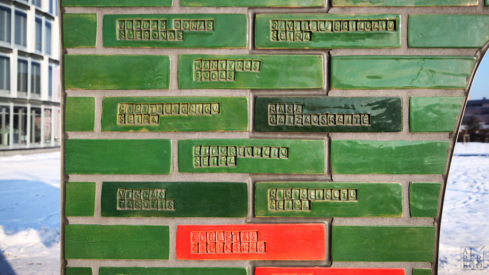 The Road of Freedom by Tadas Gutauskas.  Özgürlük Yolu, TaDas.