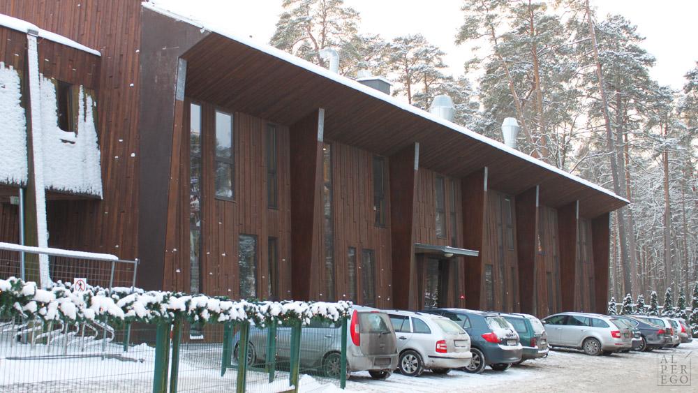 Jurmala Gymnasium by Infinitum Inc.