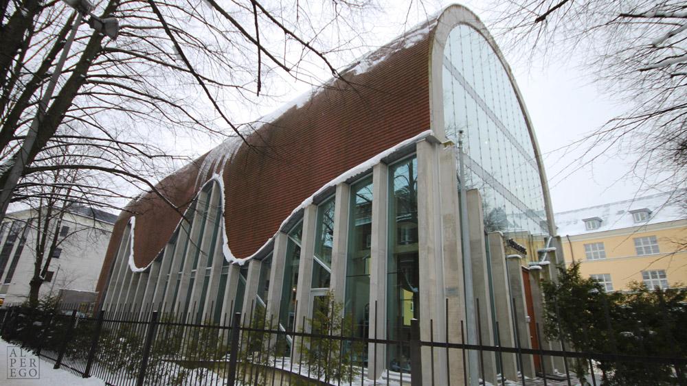 Tallinn Synagogue by Koko Architects.