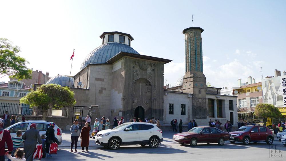 Ince Minaret Madrasa