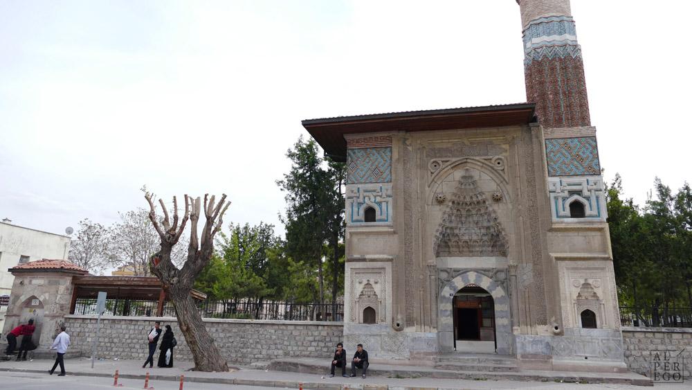 Sahip Ata Vakif Mosque