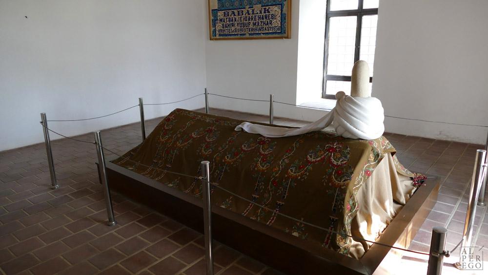 The tomb of Celaleddin Karatay.