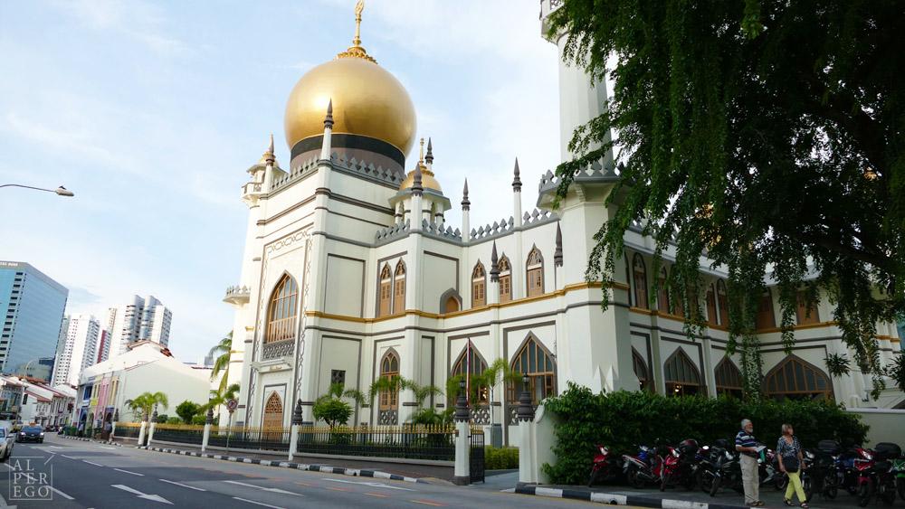 Masjid Sultan.