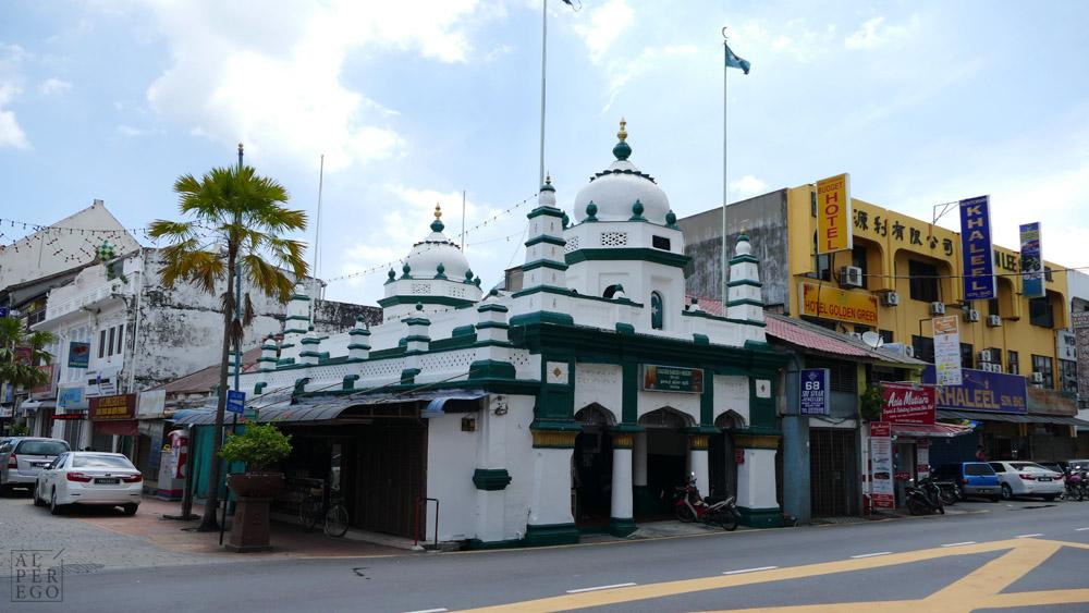 Nagore Dargah.