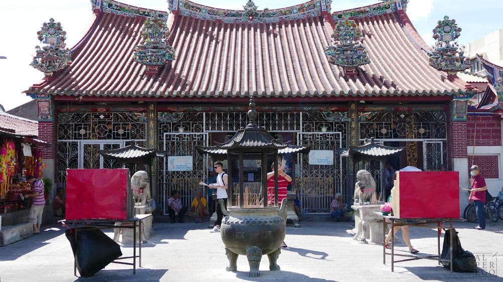 Taoist Temple Kong Hock Keong.