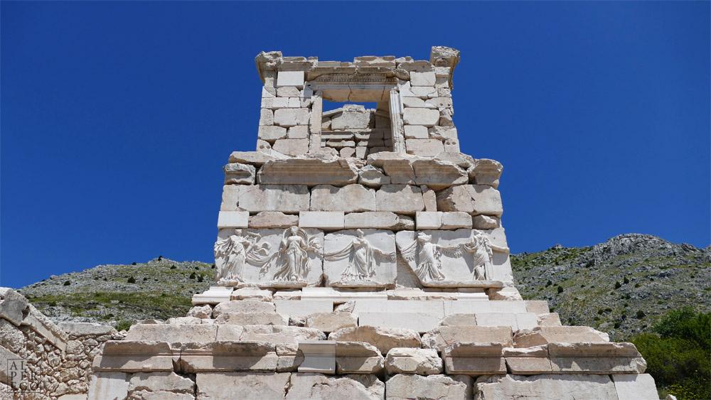 The Northwest Heroön (ca. 10 BC-10 AD) /  Kuzeybatı Heroon (MÖ 10-MS 10)