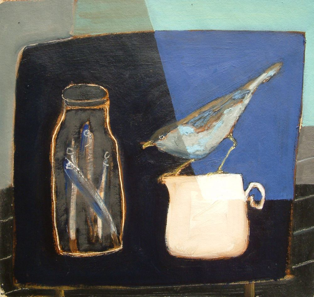 Blue Bird Light Oil