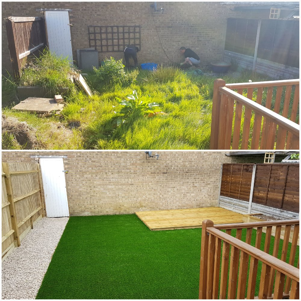 Artifial lawn