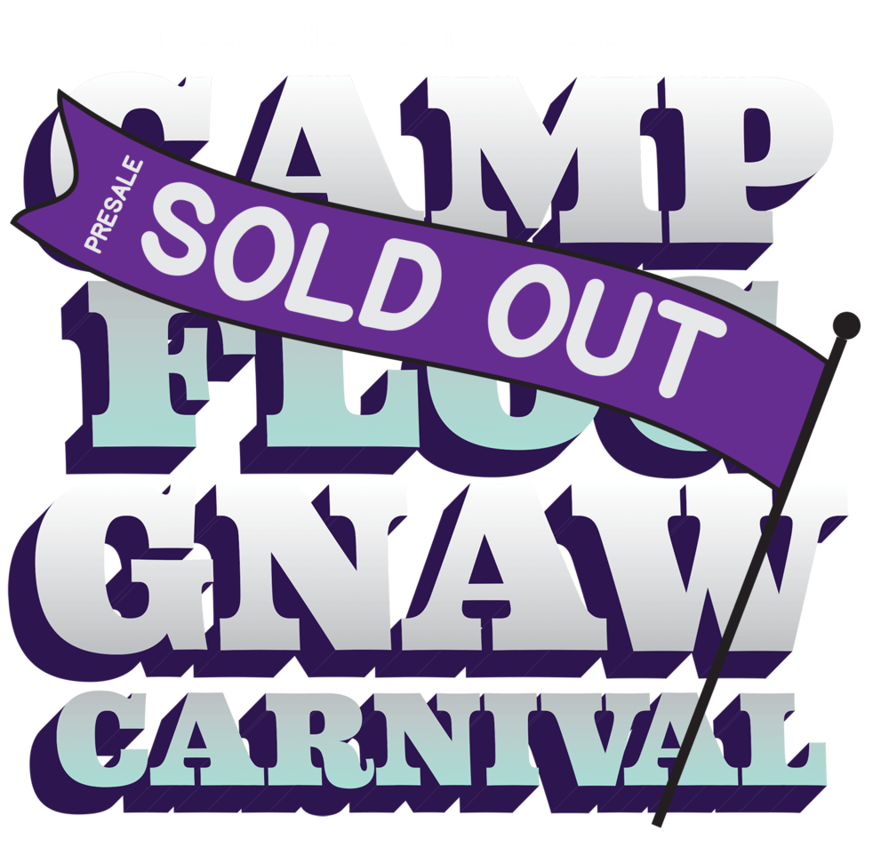 Tyler, the Creator presents… Camp Flog Gnaw Carnival