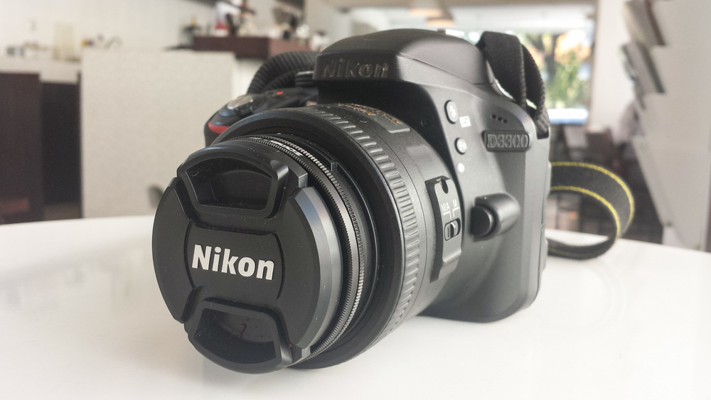 Nikon D3300 - Purchased in May, 2014