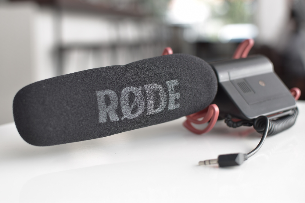 Rode Videomic Go - Purchased Feb, 2015