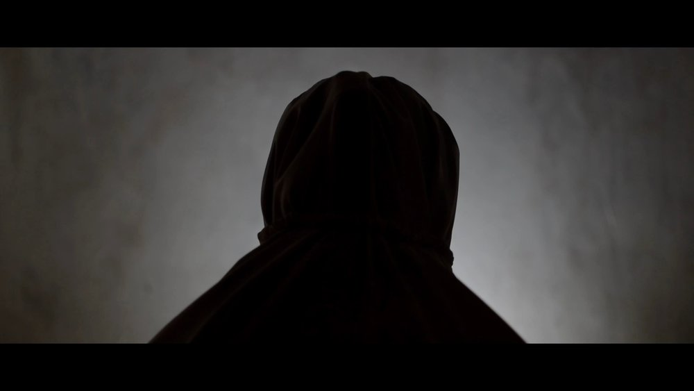 Still image from the video.