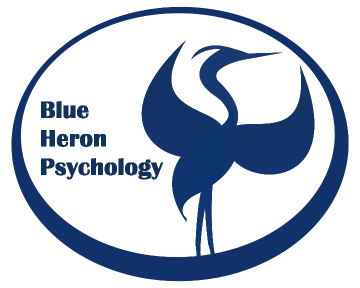 Blue Heron Psychology